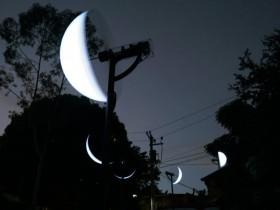 絕美光影觀月計畫結束倒數!寶藏巖光節 「相依的總和」16 位藝術家開展!