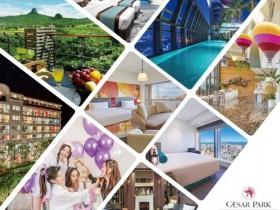 全台五星凱撒飯店任你住,雙人每晚2,000起!趣淘漫旅同享優惠,聯合住宿通用券開賣!