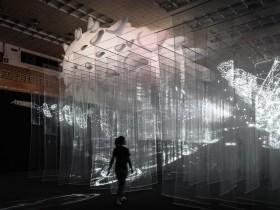 2020 台灣設計展在新竹!新竹公園成為動態城市資料庫 科技藝術互動引領新未來!