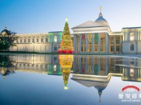 13公尺歐風聖誕樹!2020奇美博物館聖誕週末:異國市集、戶外聖誕電影準備登場!