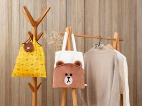 麥當勞推LINE FRIENDS『熊大』帆布包、摺疊手提袋!金迎招財薯來堡、人氣紅豆派同步開賣登場!