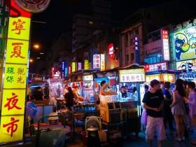 集合啦!寧夏饗友會!寧夏夜市LINE Pay消費回饋點數50%、多元支付換限量「寧夏Yes熊」口罩!