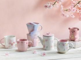 星巴克數位體驗買一送一!春櫻花漾行李箱、粉色馬克杯與你一同賞櫻