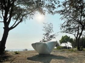 2021漁光島藝術節 12+1組藝術作品搶先看!漁光市集、草木森花之市有哪些可以逛?