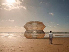2021 漁光島藝術節 3/27 開展!夜晚觀星、12件藝術作品與海島市集,打造療癒棲身之地!