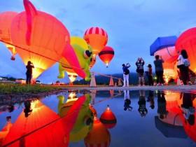早鳥住宿優惠開跑!2021 臺灣國際熱氣球嘉年華 7 月確定盛大登場!