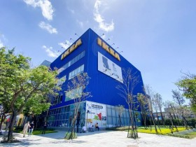 IKEA內湖店4/28盛大開幕!鯊魚主題餐廳、荔枝玫瑰覆盆子霜淇淋、丁骨牛排獨家販售!傢俱購買滿額免運費!