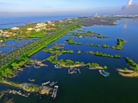 大鵬灣就該這樣玩!2021帆船生活節,免費SUP/獨木舟遊紅樹林!水上活動、觀光市集、音樂饗宴、旅宿優惠熱鬧登場!