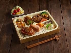 饗賓集團北北桃地區推出外帶個人餐盒系列,5月底前訂單滿千享9折!饗饗、旭集、饗食天堂可以在家享用!