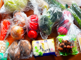 LINE TAXI也能外送蔬果箱,5小時內宅配到府!開箱網購蔬菜,訂購方式/特色亮點一次看!