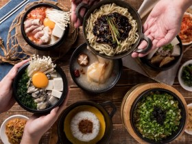 北村豆腐家外帶79折!韓式燒肉便當120超值價,人氣豆腐煲最低235元,免下車取餐更安全!