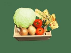 摩斯蔬菜箱、咖哩包組合優惠登場!APP享外送399免運,經典套餐/元氣早餐/三明治/生鮮蔬果任意點!