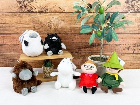 Moomin Café 嚕嚕米主題餐廳歡慶四週年!外帶79折、指定商品5折,帶你進入童話世界