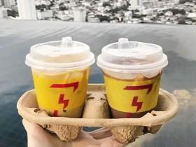 Flash Coffee閃電咖啡限時兩週全品項買一送一,首週加碼轉蛋送木盒咖啡!
