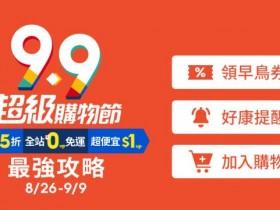 2021蝦皮99購物節全攻略:掌握7大優惠亮點!分時段搶券搶購,好康不錯過