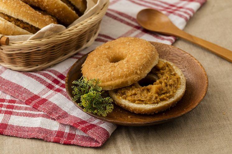 多拿滋日式咖哩堡