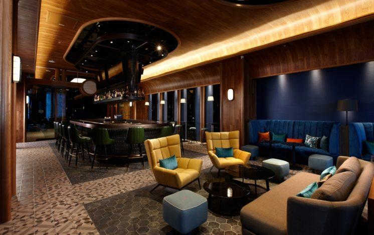 和逸飯店-Blu-Bar