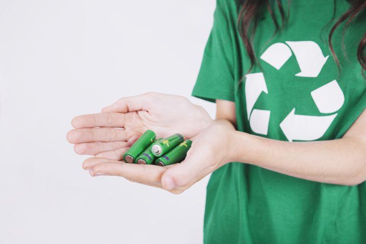 廢電池回收加碼