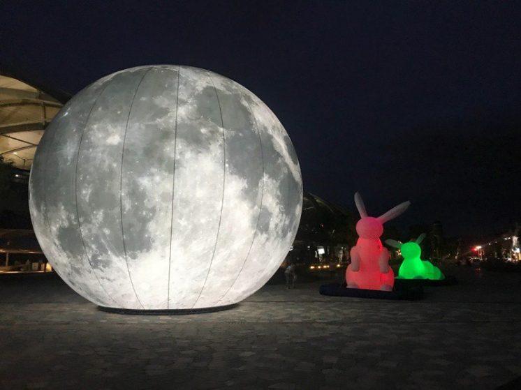 宜蘭冬山-月亮什麼冬冬