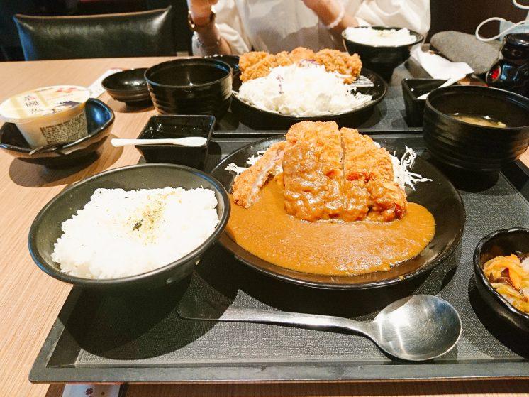 福勝亭餐點