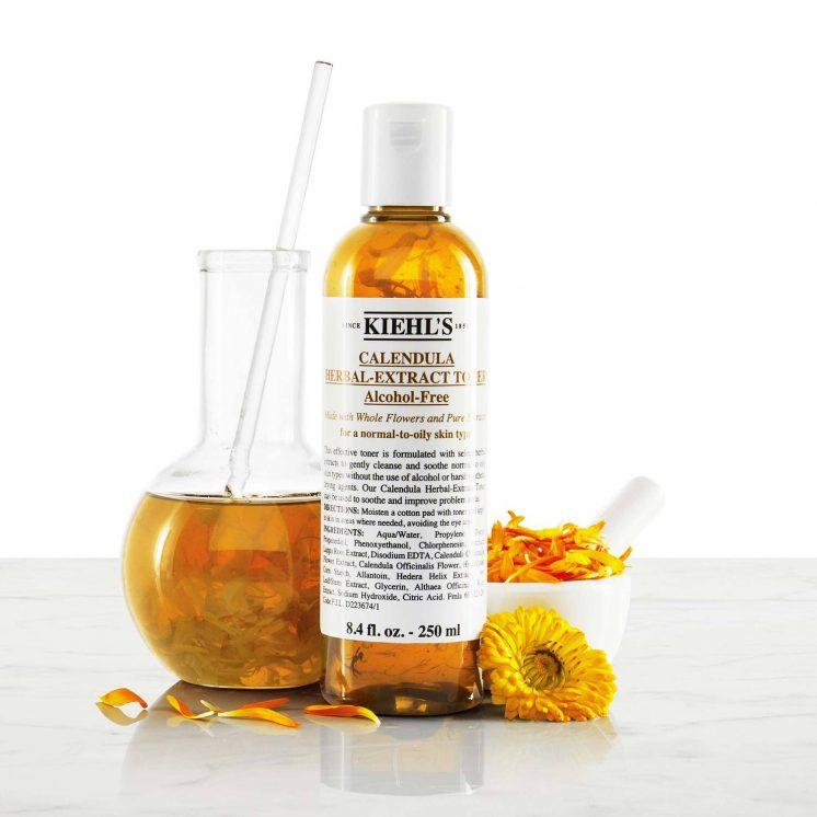 kiehls金盞花植物精華化妝水