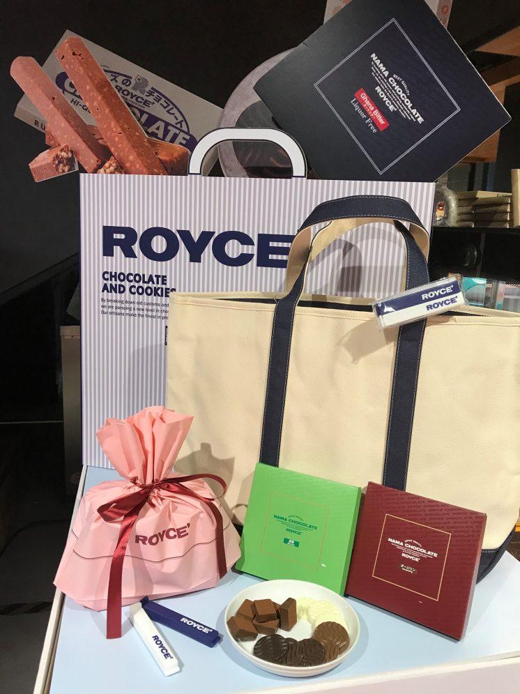 Royce巧克力台灣