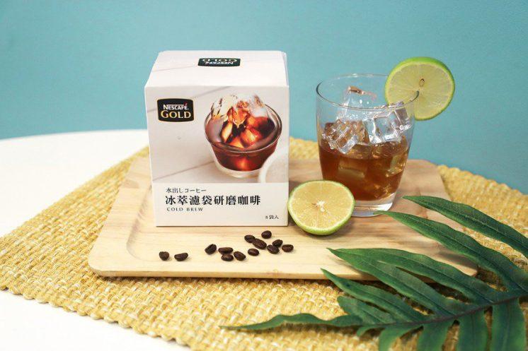 雀巢冰萃濾袋研磨咖啡
