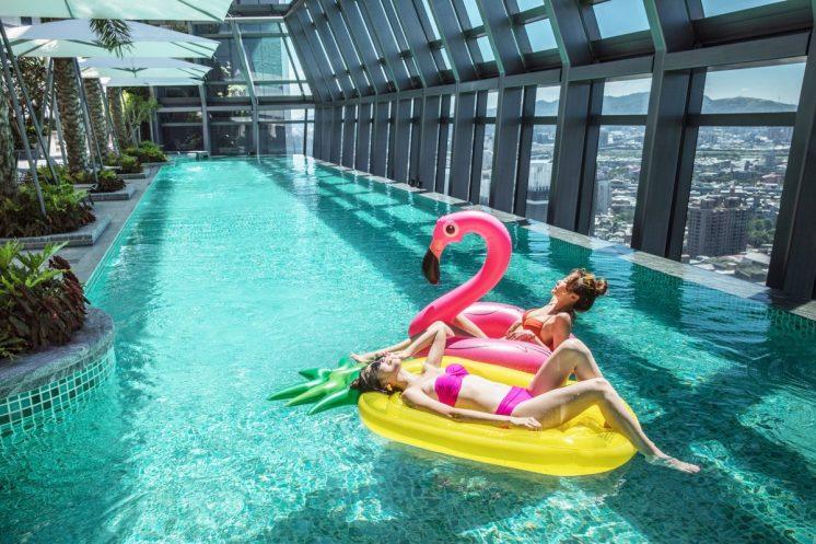 板橋凱薩 游泳池