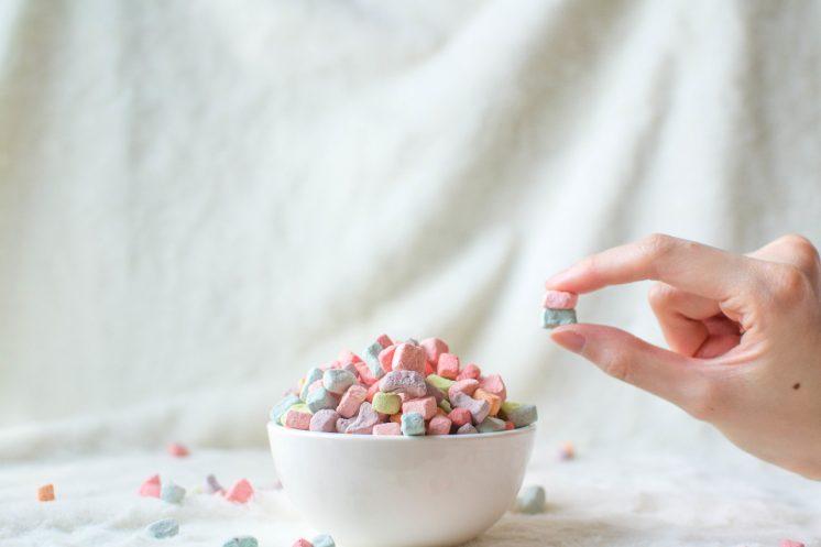 石頭棉花糖