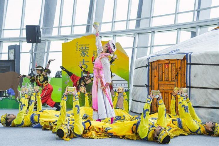 2020故宮亞洲藝術節蒙古月表演