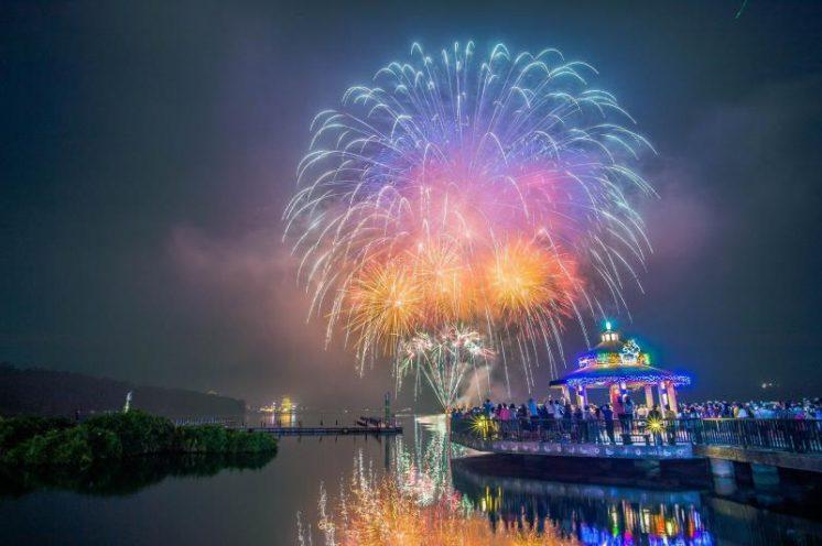 2020日月潭花火音樂嘉年華