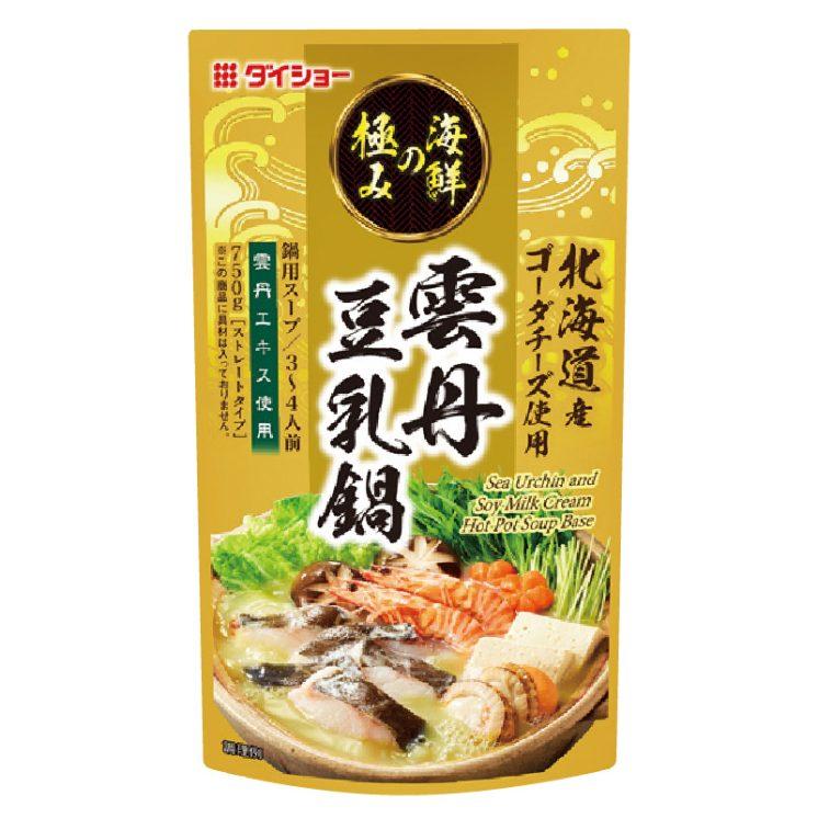 Daisho 海膽豆乳鍋