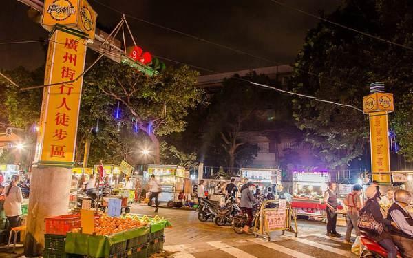 廣州街夜市