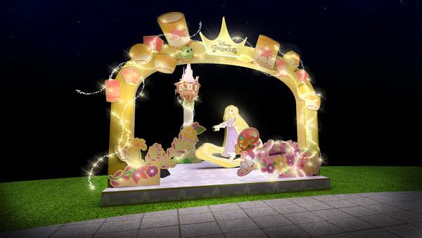 新北耶誕城 公主3