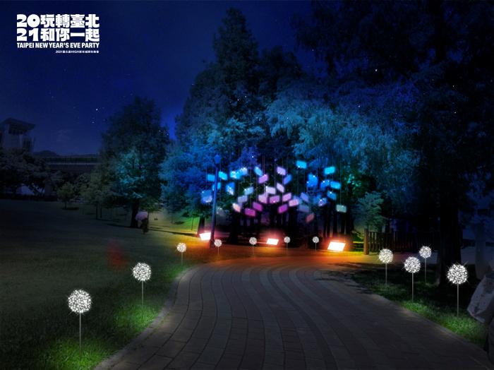 大湖公園青青草原