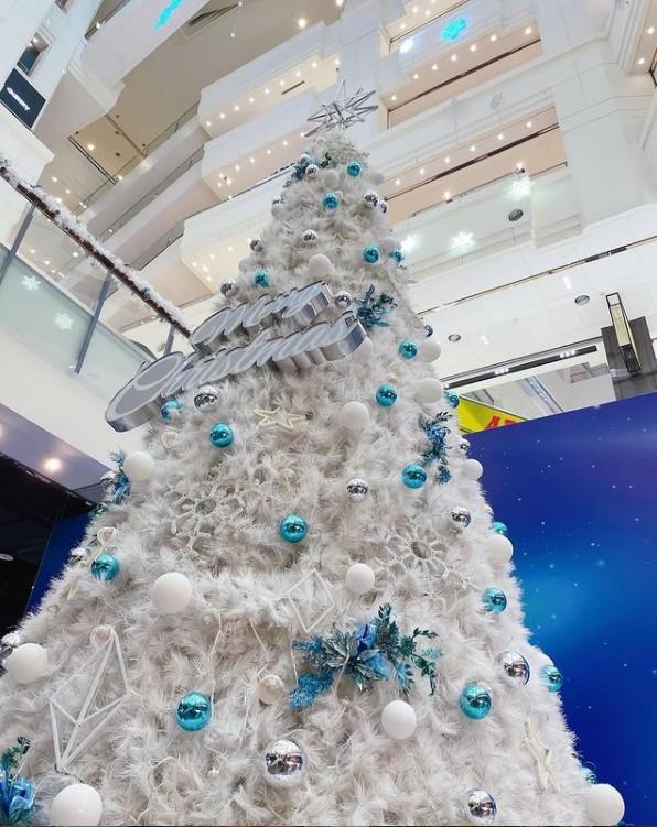 台茂購物中心_聖誕樹