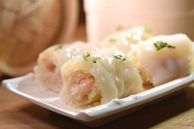 金網鮮蝦腸