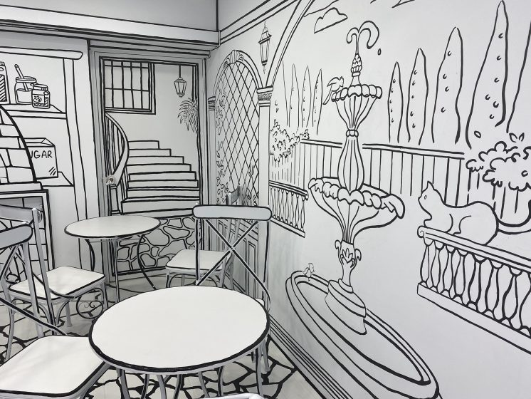2D Cafe新莊