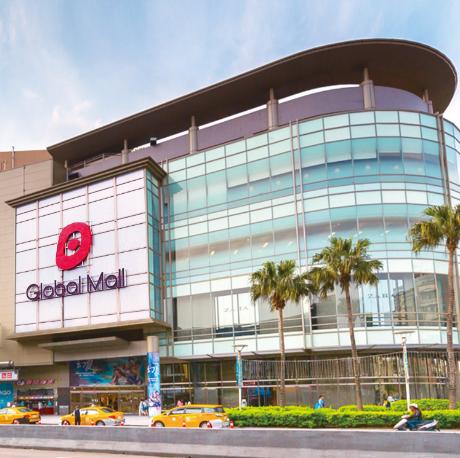 Global Mall 新北中和