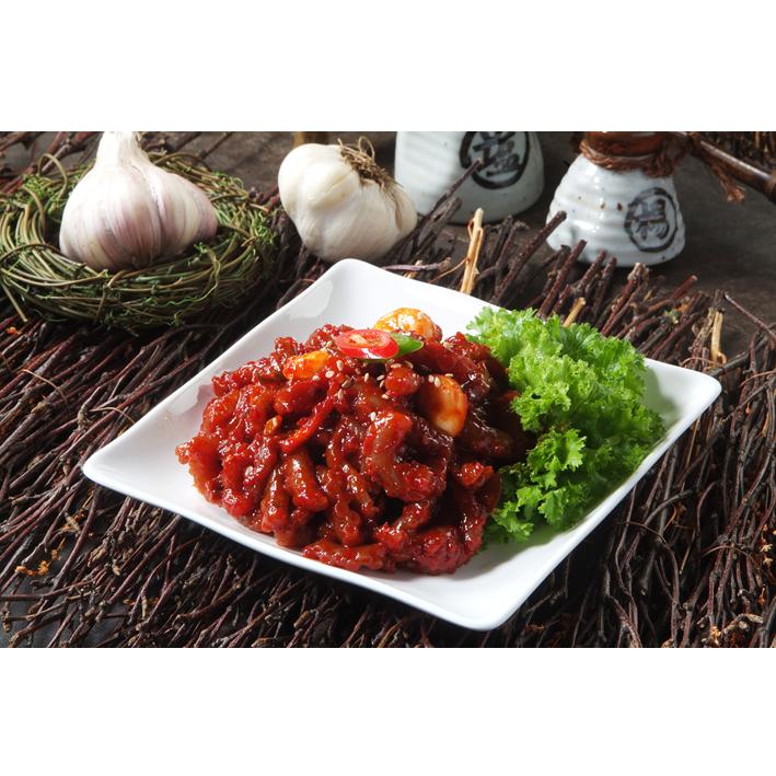 Onggolchan章魚醬