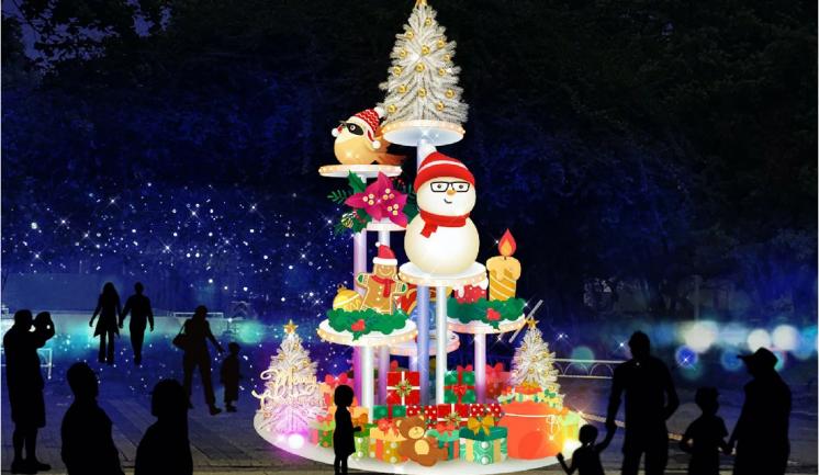 屏東聖誕季聖誕樹村