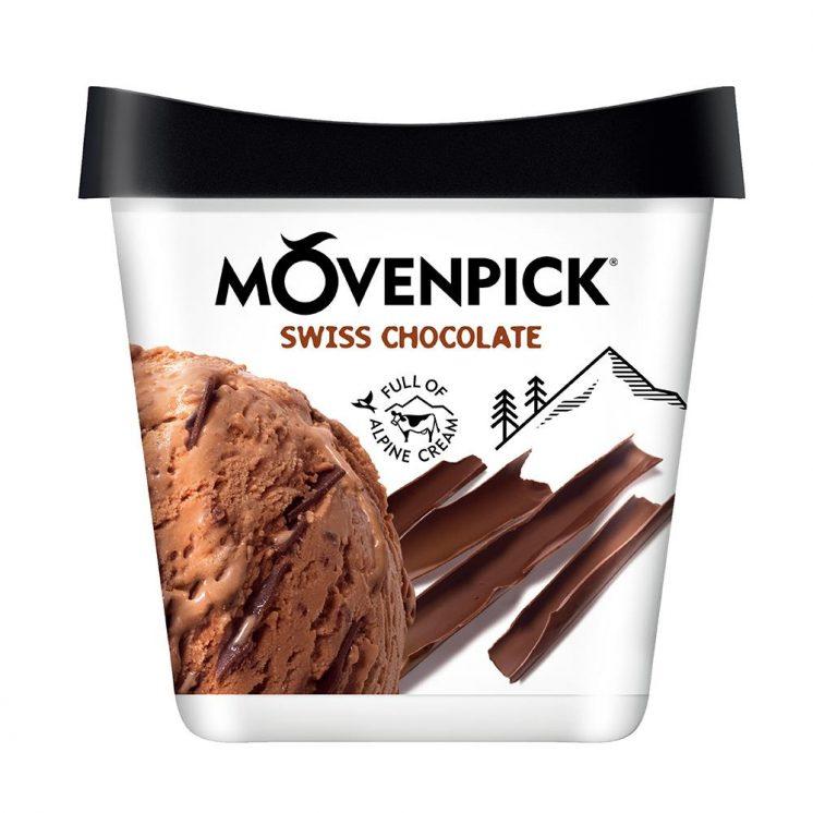 莫凡彼金典巧克力冰淇淋