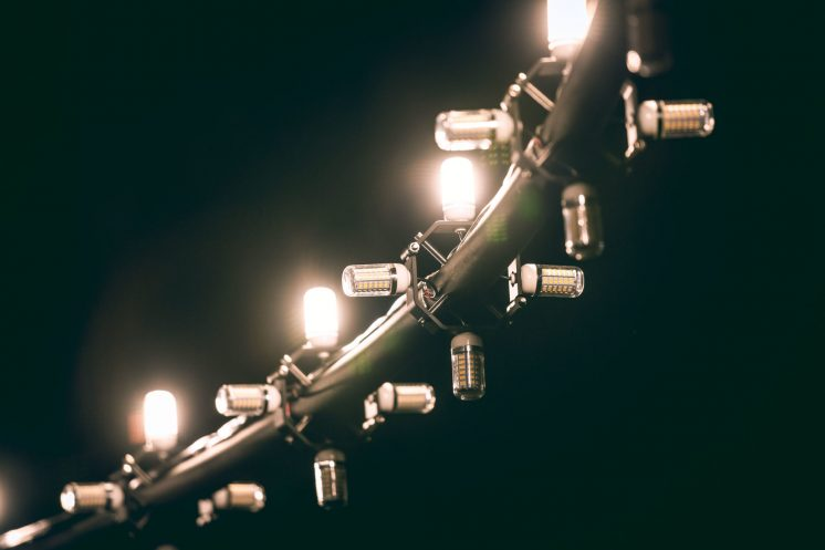 新竹燈會光電獸
