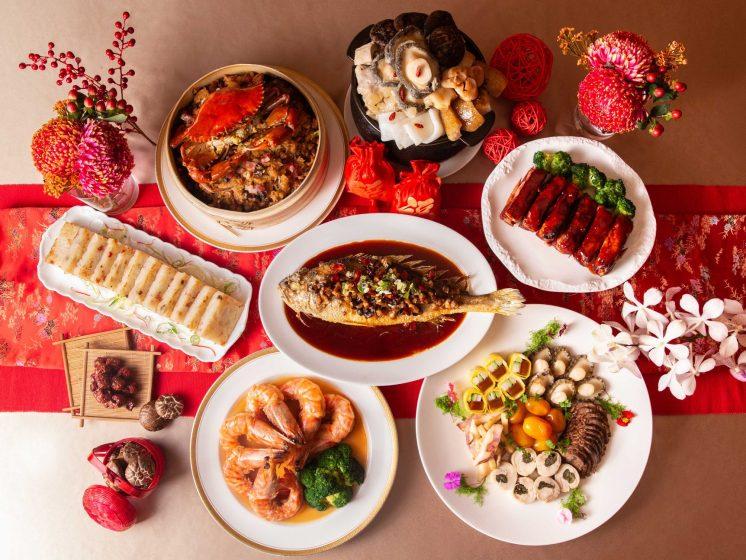 台北西華飯店年菜