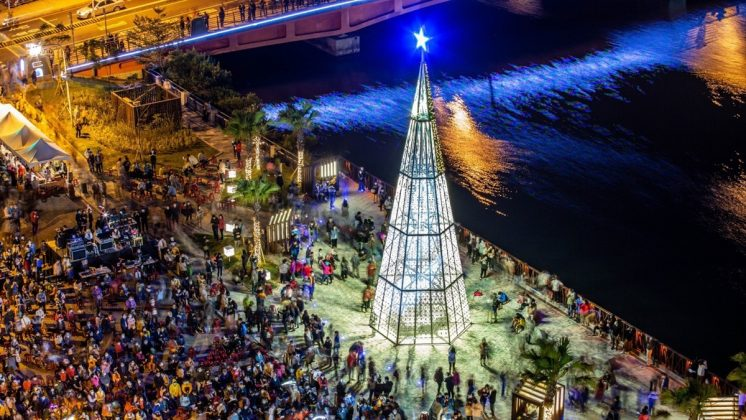 2020「台南聖誕燈節」