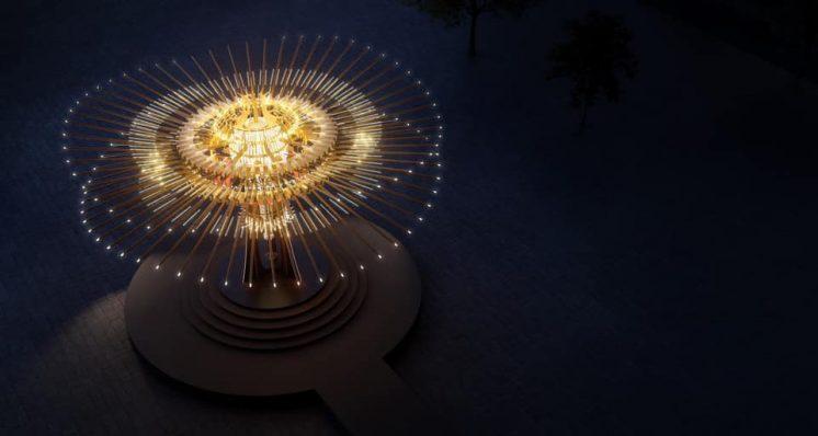 2021新竹燈會錦華公園主燈