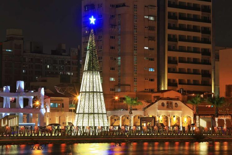 2020「台南聖誕燈節」2