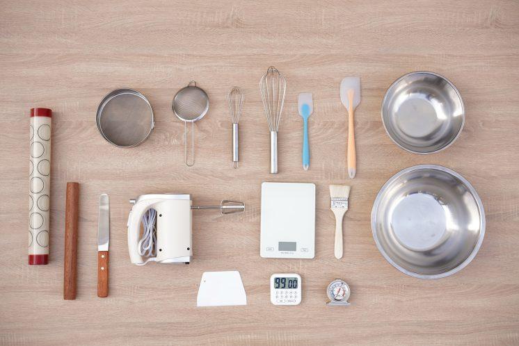 HOME焙課 必備烘焙用具套組