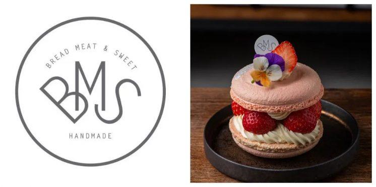 BREAD MEAT & SWEET:草莓馬卡龍