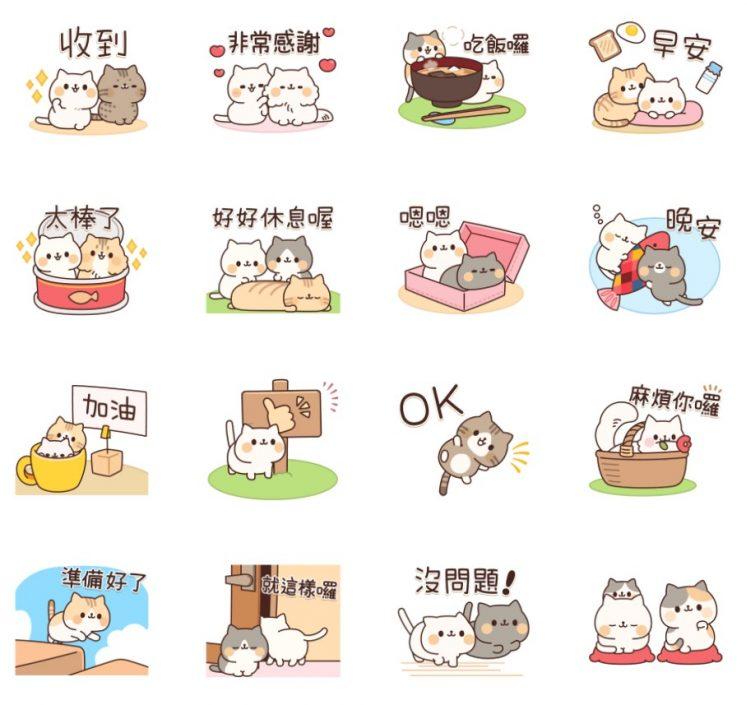 滿滿都是貓3